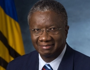 Prime Minister of Barbados, The Honourable Freundel Stuart