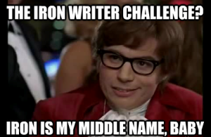 ironwriterchallenge