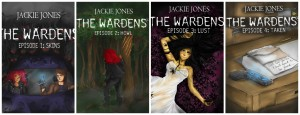 WARDENS 4 Covers