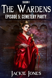 Cemetery Party Cover